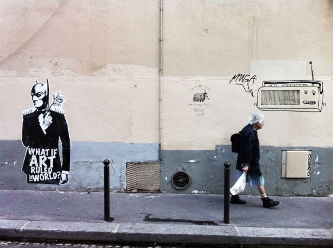 Stikki Peaches - Paris 2010
