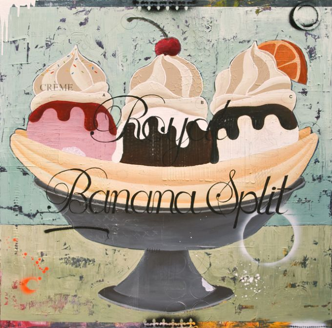 Rock Therrien - Royal Banana Split
