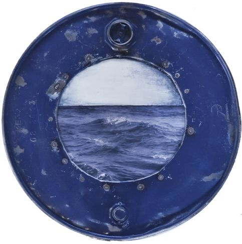 Amelie Desjardins - Through the port hole II